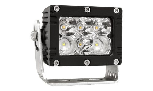 BZR Series 30W Square LED Driving/Work Light