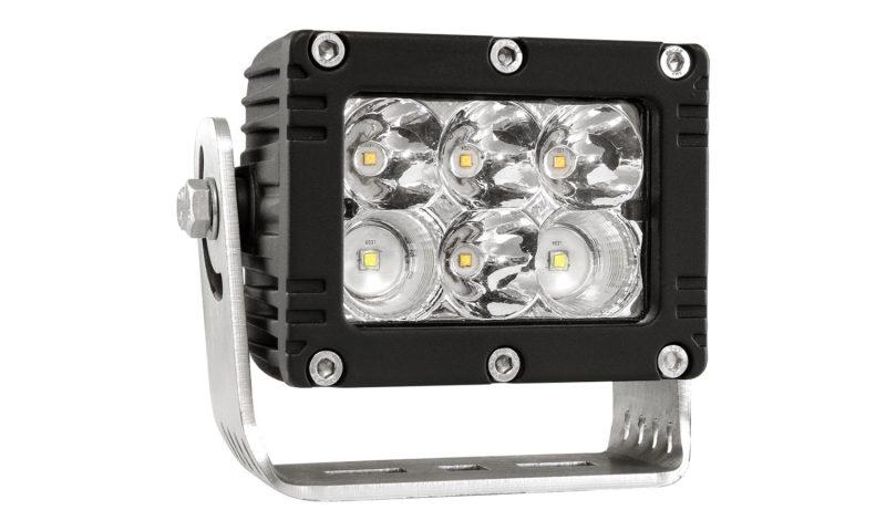 BZR Series 30W Square LED Driving/Work Light