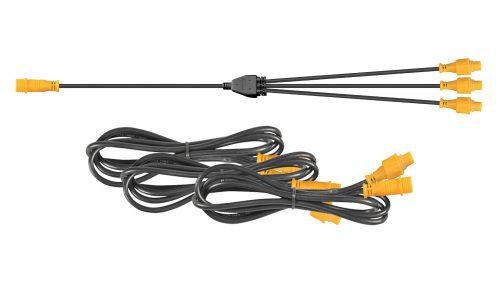 Extension pack for orange white camp lights