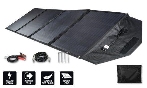 Heavy Duty Solar Panels 200w
