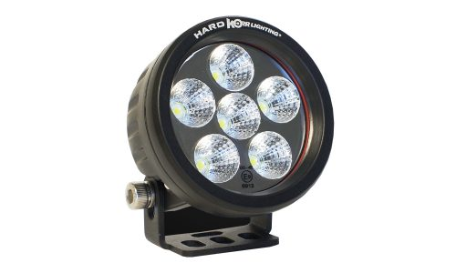 18W Round LED Work Light Flood Beam HKRF18