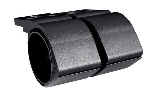 Bull Bar Bracket for LED Driving Light or Light Bar - Black