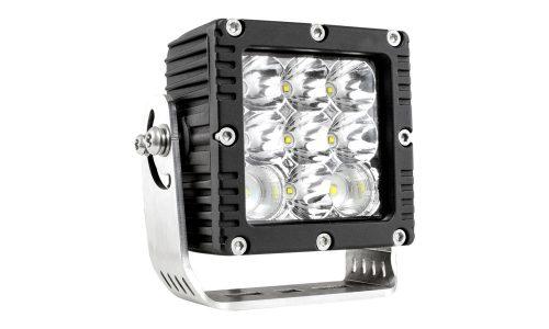 BZR Series 45W Square LED Driving/Work Light